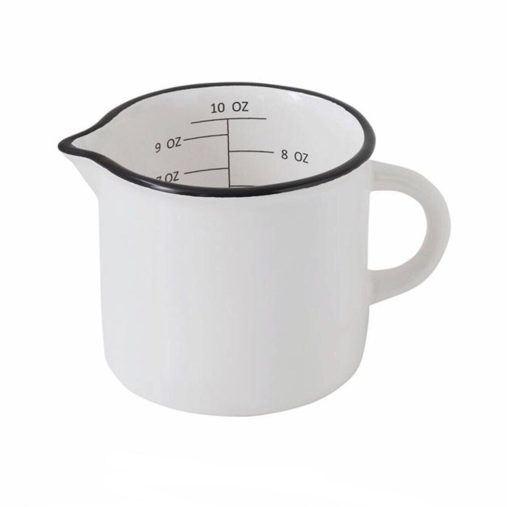 Stoneware Measuring Cup
