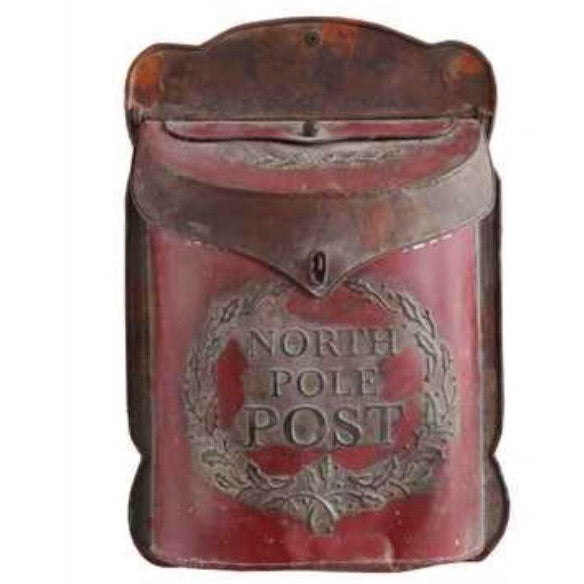 North Pole Postal Box