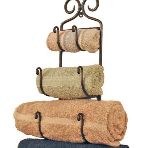 Adirondack Towel Rack