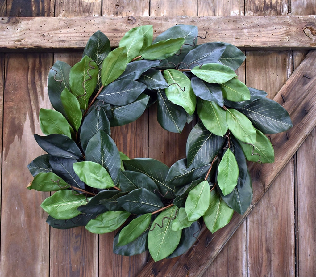 Mountain Magnolia Wreath
