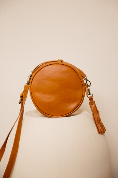 Saddle Round Bag (Last One)