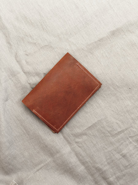 Pure Leather Passport Wallet SALE