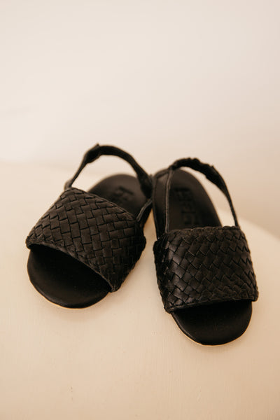 Little Summer Slides Black