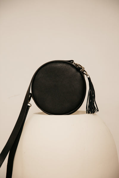 Black Round Bag (Last One)