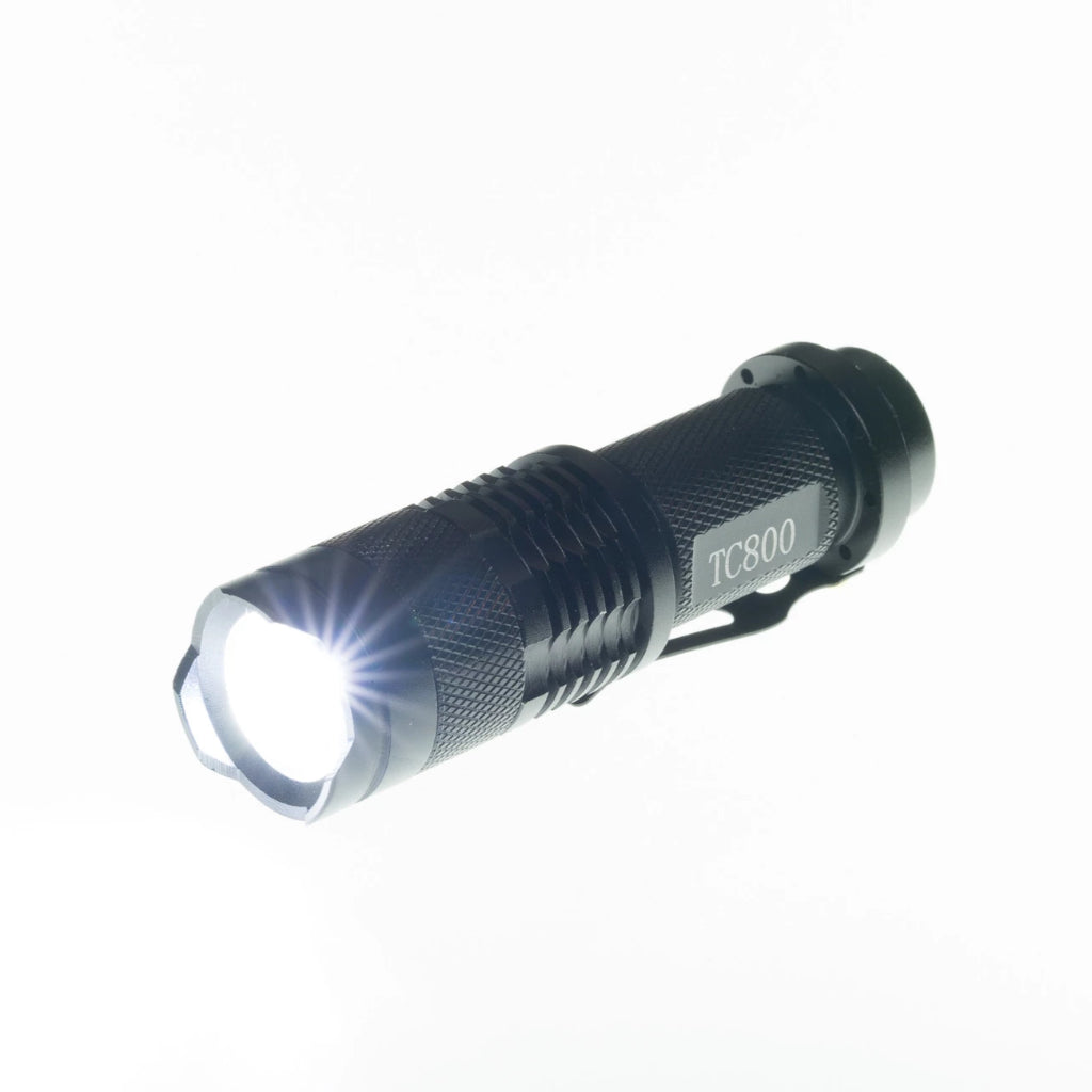 TC800 Tactical Flashlight