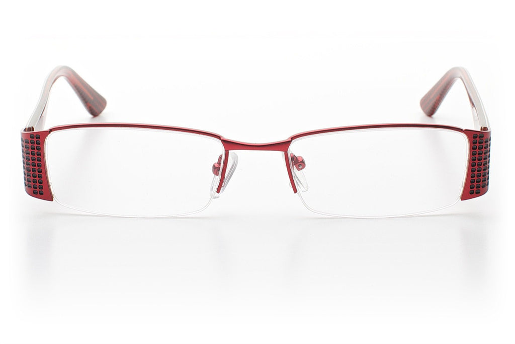 Sunoptic Dione Red - My Glasses Club -  - 1