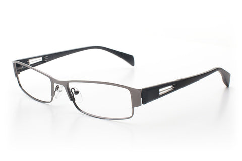 MGC Jake Gunmetal - My Glasses Club -  - 2