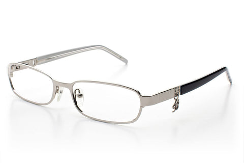 Blumarine Melody Silver/Black - My Glasses Club -  - 2