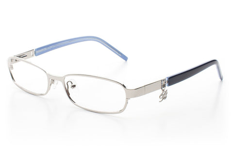 Blumarine Melody Silver/Blue - My Glasses Club -  - 2