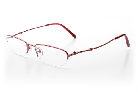 Jill Stuart Paula Red - My Glasses Club -  - 2