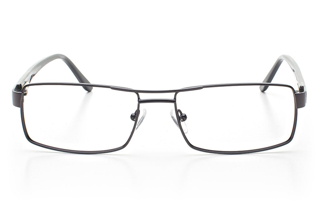 Sunoptic William Gunmetal - My Glasses Club -