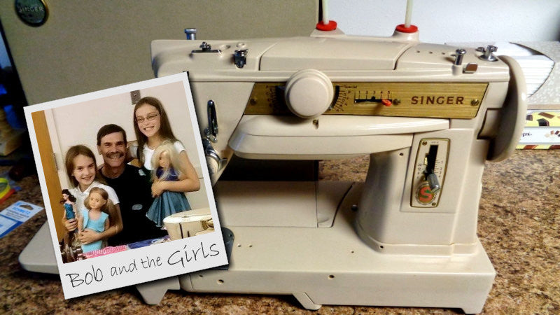 Bob Riedel & The Girls: A Still Stitching Profile