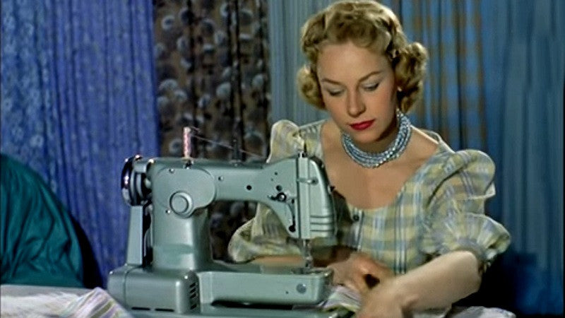 British Programming on Vintage Sewing Machines (1920s - 1960s)