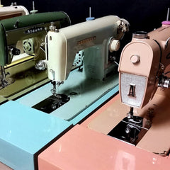 Vintage Sewing Machine Products