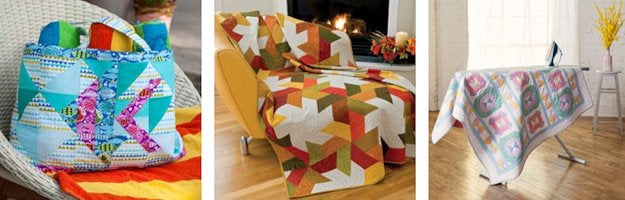 AccuQuilt - Free Patterns