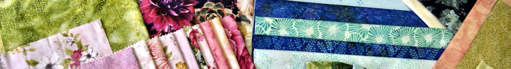 Buy Fabric - Batiks and Solids - Quilter's Stash Box