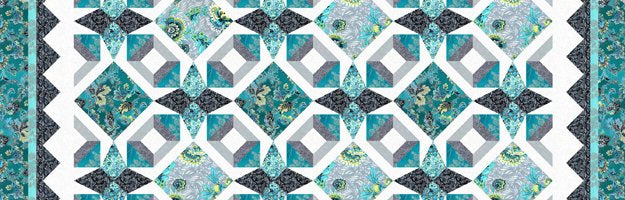 Hoffman Fabrics - Free Quilt Patterns