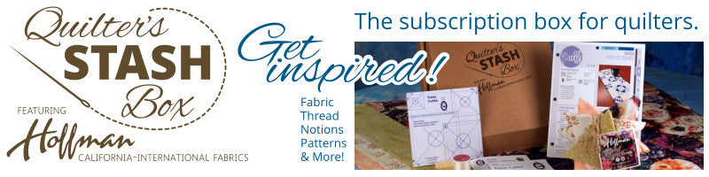 Subscribe to Quilter's Stash Box