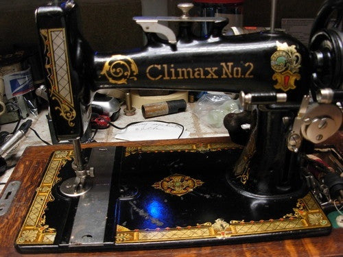 Climax 2 Sewing Machine