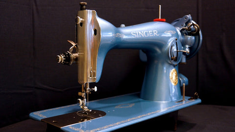 Custom Singer 15-91 - Vintage Sewing Machine