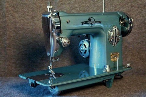 International - Vintage Sewing Machine
