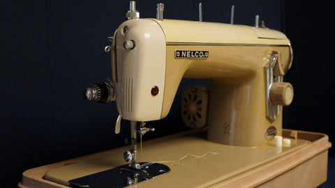Nelco - Vintage Sewing Machine