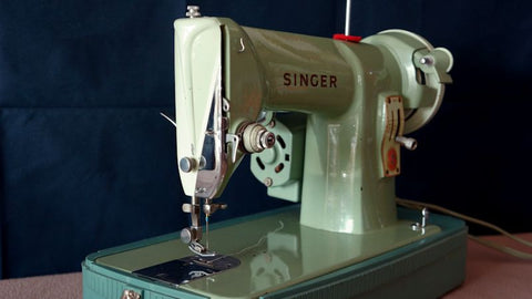 Singer 185K - Vintage Sewing Machine