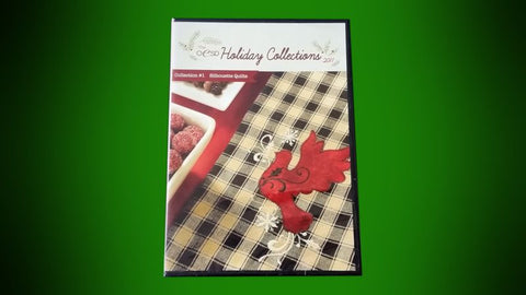 OESD Holiday Embroidery Design DVD