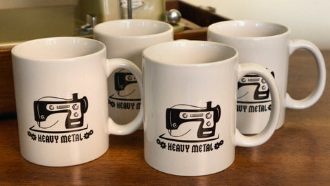 Coffee Mug - Set of 4