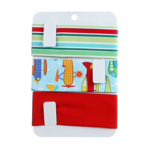 Shorty Fabric Organizer - Set of 6