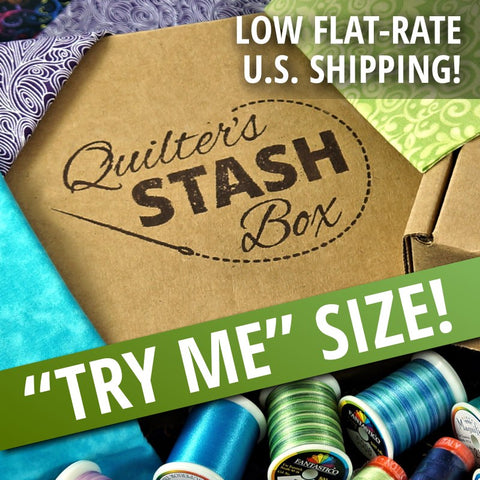 Try Me! Sized Stash Box