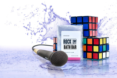what do our soaps smell like rock the bath bar