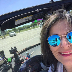riding topless in a convertible after the rayne handcrafted soaps