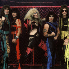 Twisted Sister | Dee Snider | 80's Style Music Theme Park