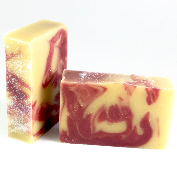 Blaze of Glory | Artisan Soap | Bon Jovi | 80's Inspired Soap