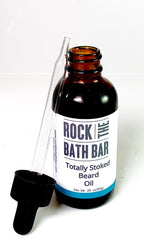 Totally Stoked Beard Oil