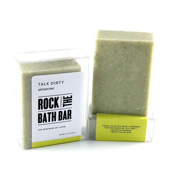 Talk Dirty Artisan Soap