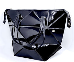 Geometric Design Purse 3 in 1
