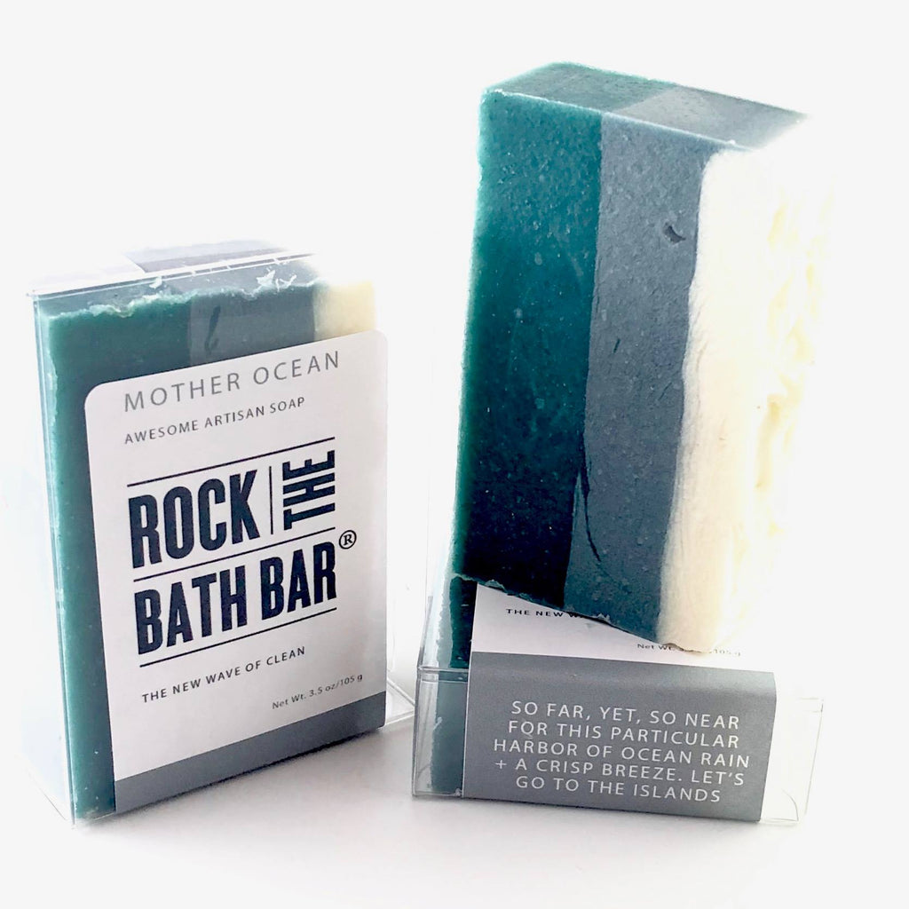 Mother Ocean Artisan Soap