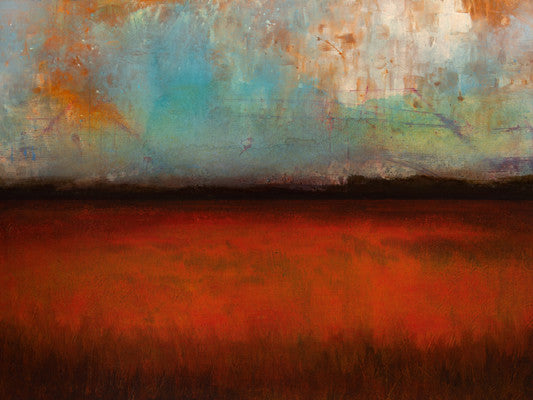 """Cranberry Fields II""  Fine Art Print"