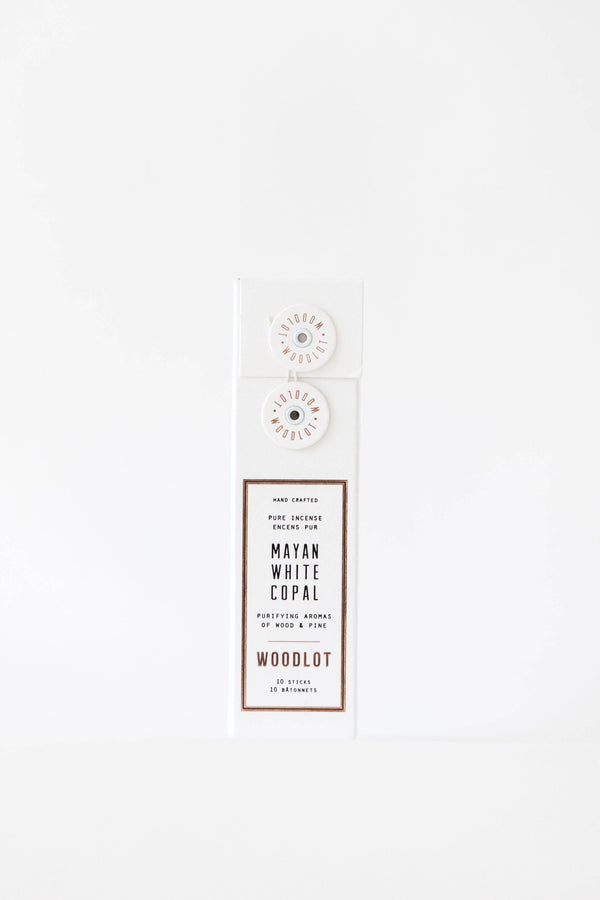 Woodlot - Mayan Copal Incense