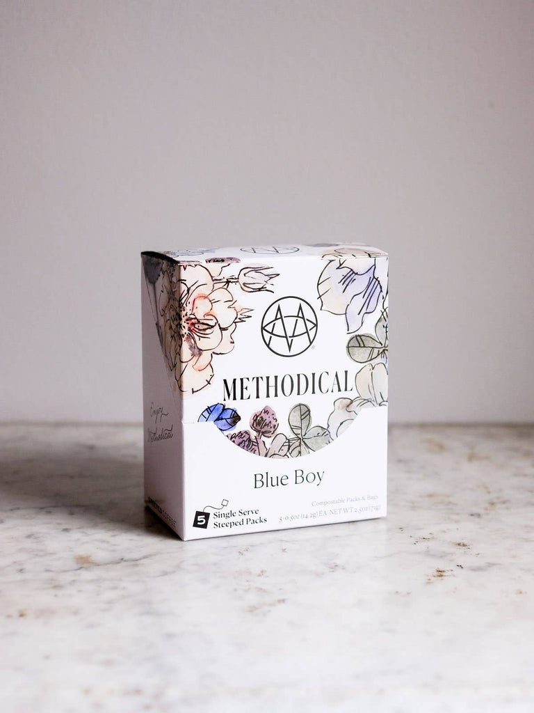 Methodical Coffee - Blue Boy Steeped Coffee - 5 Pack