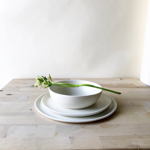 Paper & Clay Modern Ceramic Dinnerware