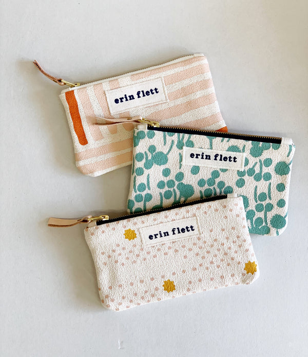 Erin Flett - Wallet Zipper Bag