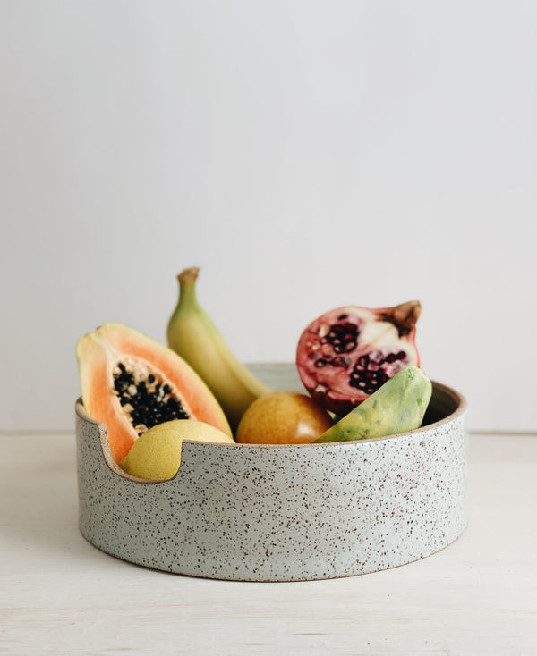 Cake Stand/Fruit Bowl Duo (Made to Order)