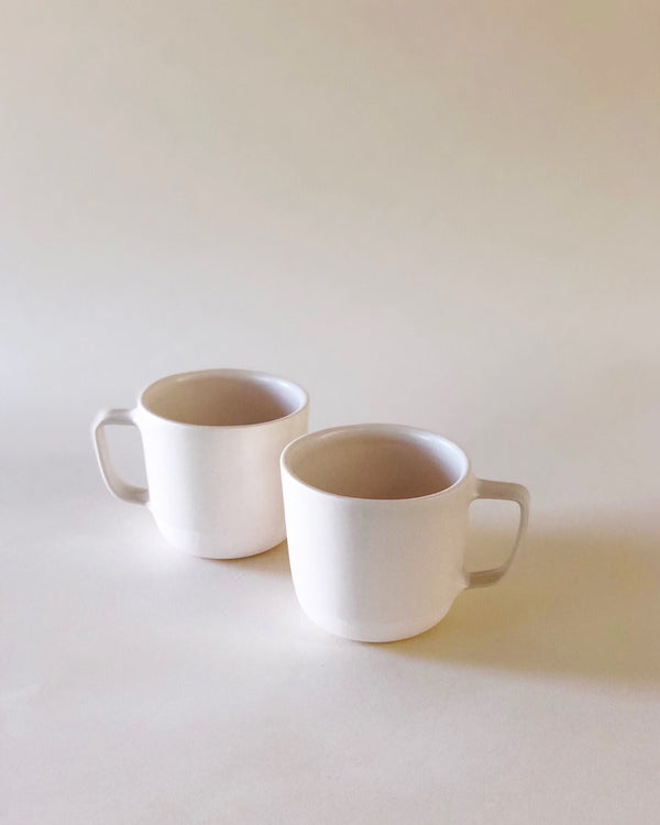 Handled Espresso Set of 2