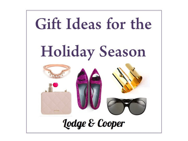 20 Gift Ideas Great for the Upcoming Holiday Season