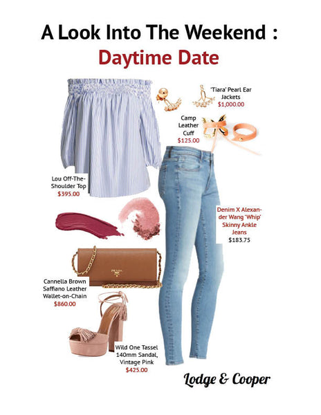 A Look into the Weekend: Daytime Date