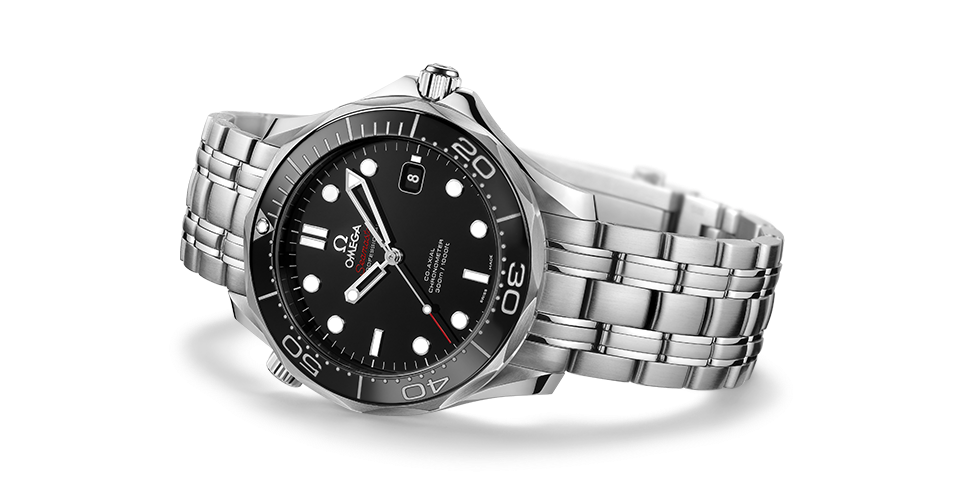 Omega Seamaster Diver 300m Rent From Clerkenwell Watch Co