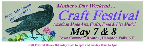 Mother's Day Weekend Craft Festival Puzzle Lights